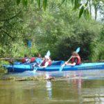Spływ kajakowy Turawa